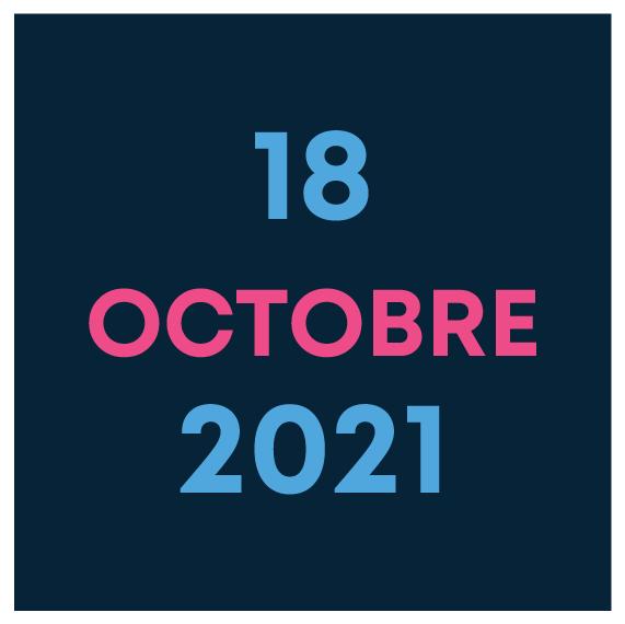 Découvres tous les évenements des boites de nuit du 18 Octobre 2021