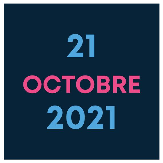 Découvres tous les évenements des boites de nuit du 21 Octobre 2021